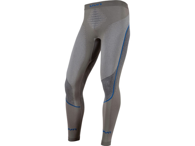 UYN Ambityon UW Lange Hose Herren medium grey/blue/royal blue